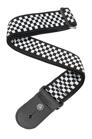 Planet Waves Check Mate Guitar Strap 50C02