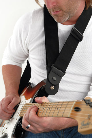 Planet Waves Troy Dare Double Shoulder Guitar Strap 50DARE000