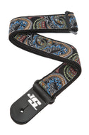 Planet Waves Joe Satriani Snakes Mosaic Guitar Strap 50JS04