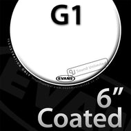 Evans B06G1 6 inch Genera G1 Batter Coated 1-ply