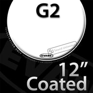 Evans B12G2 12 inch Genera G2 Batter Coated 2-ply
