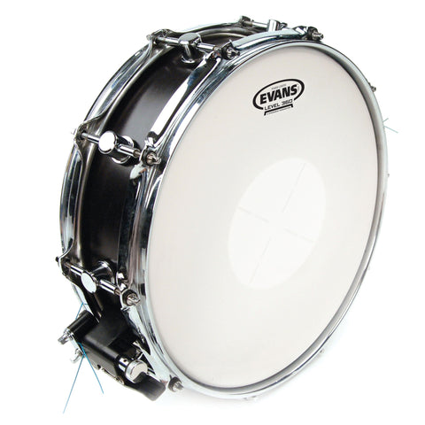 Evans B14G1D 14 inch Power Center Snare Batter