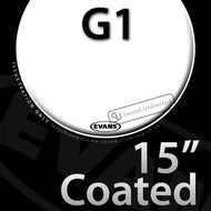Evans B15G1 15 inch Genera G1 Batter Coated 1-ply