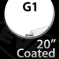 Evans B20G1 20 inch Genera G1 Batter Coated 1-ply
