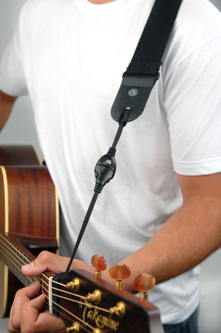 Planet Waves Acoustic Guitar Strap Quick-Release system DGS15