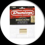 Dunlop - Solid Brass Slide - Med Wall Knuckle - 223k