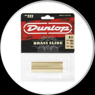 Dunlop - Solid Brass Slide - Medium - 222