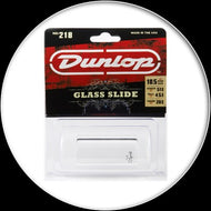Dunlop Pyrex Glass Slide - Heavy Wall - Short - 218