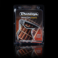 Dunlop Trigger Capo Acoustic Curved Nickel 83CN