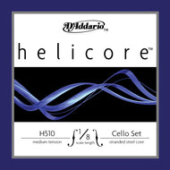 Daddario Helicore Cello Set 1/8 Med - H510 1/8M