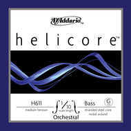 Daddario Helic Orch Bass G 1/10 Med - H611 1/10M