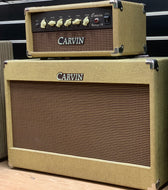 Carvin Vintage 16 Amp Head + 2x12 matching Cab