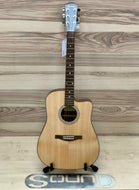 Eastman Guitars AC120CE Electric Acoustic Dreadnought Acoustic Guitar