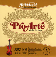 Daddario Proarte Viola A Medium Med - J5801 Mm