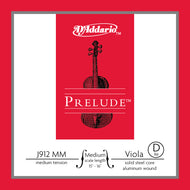 Daddario Prelude Vla D Medium Med - J912 Mm