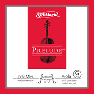 Daddario Prelude Vla G Medium Med - J913 Mm