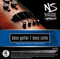 Daddario Ns Electric Bass Cello Set - Ns710