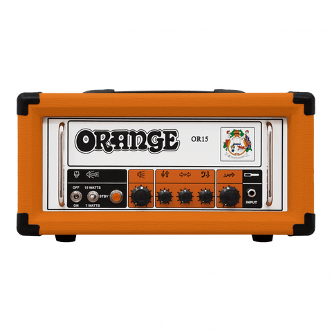 Orange OR15 15W Head