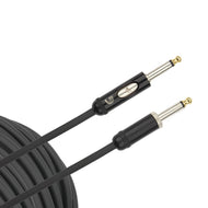 D'Addario Planet Waves American Stage Kill Switch Instrument Cable, 10 feet - PW-AMSK-10
