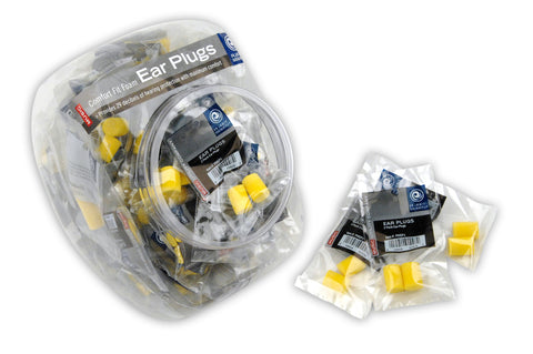 Planet Waves 100 pairs of ear plugs in fish bowl - PWEP100
