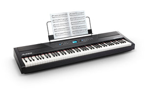 Alesis Recital Pro 88 Key Digital Piano with full size hammer action keys