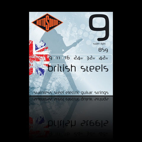 Rotosound BS9 British Steel 9-42