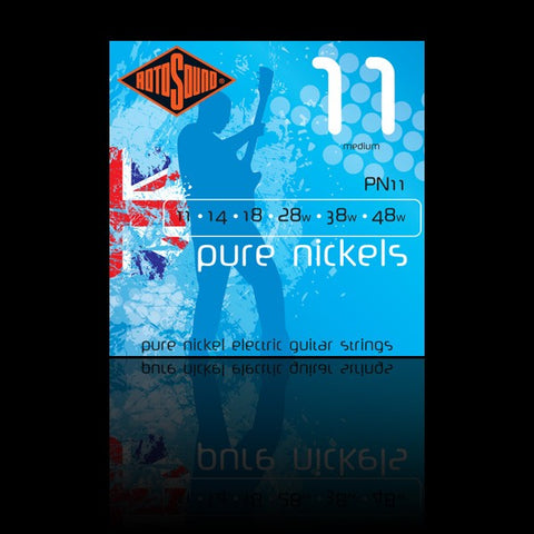 Rotosound PN11 Pure Nickel 11-48