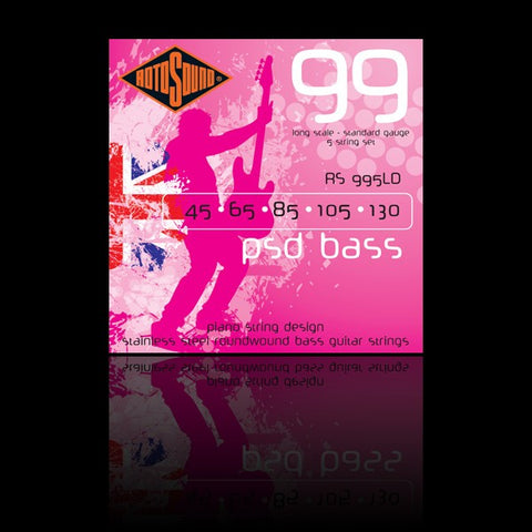 Rotosound RS995LD Piano String Design 45-130