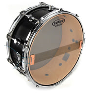 Evans S14H20 14 inch Hazy 200 Resonant Snare