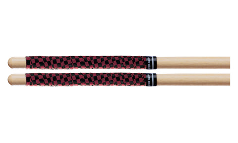 ProMark Stick Rapp, Red/Black Checkerboard SRCR