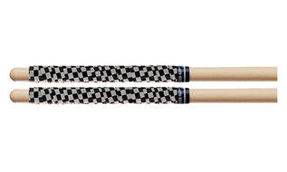 ProMark Stick Rapp, White/Black Checkerboard SRCW