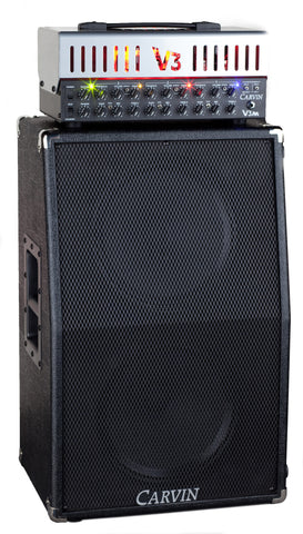 Carvin V3M and Cab Package