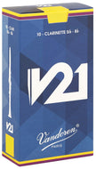 Vandoren Reeds Clarinet Bb 5 V21 (10 BOX) - CR805