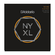 D'Addario NYXL1046BT Electric Guitar Strings, Balanced Tension, 10-46