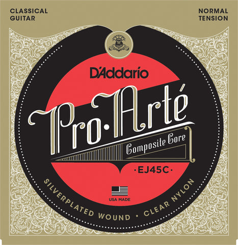 DAddario EJ45C Pro-Arte Composites Normal Tension