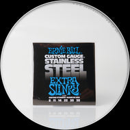 Ernie Ball 2249 Stainless Steel Extra Slinky 8-38