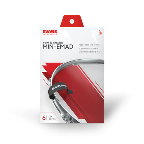 Evans MINEMAD Min-EMAD (Pack of 6)