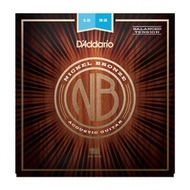 D'Addario Nickel Bronze 12-52 - NB1252BT