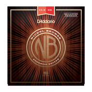 D'Addario Nickel Bronze 13.5-56 - NB13556BT