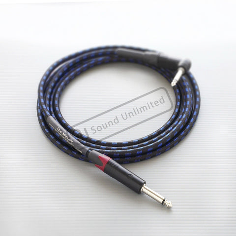 Evidence Audio 10 ft (3.0m) Melody Cable with Right to Straight - MLRS10