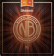 D'Addario Nickel Bronze 10-47 - NB1047