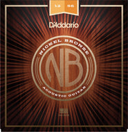 D'Addario Nickel Bronze 12-56 - NB1256