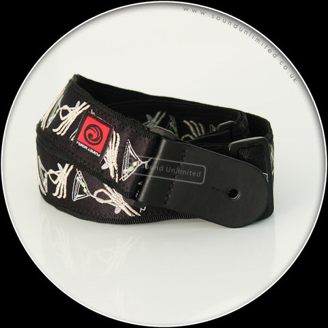 Planet Waves Skeleton Guitar Strap 50C07