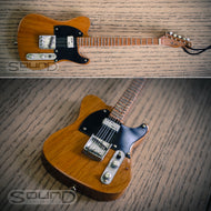 Fender 50's Blonde Telecaster Mini hanging guitar