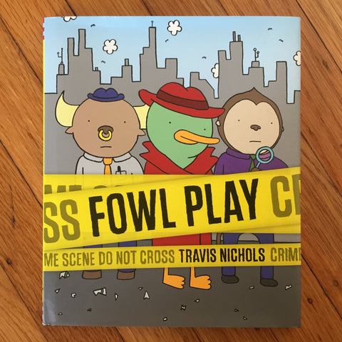 Fowl Play (picture book, signed)