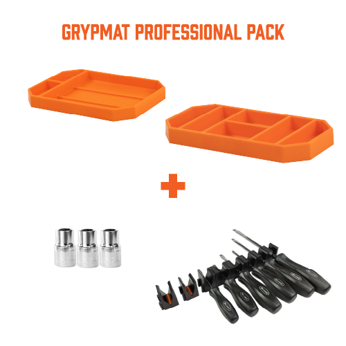 Orange Grypmat Pro Pack