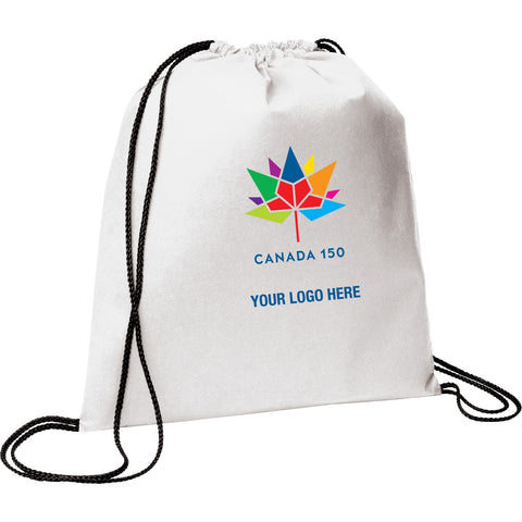 Canada 150 Non-Woven Cinch Bag