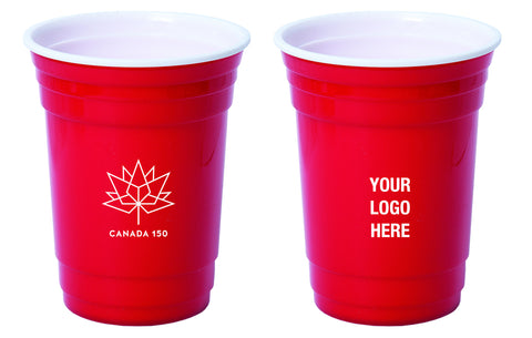 Canada 150 Party Cup