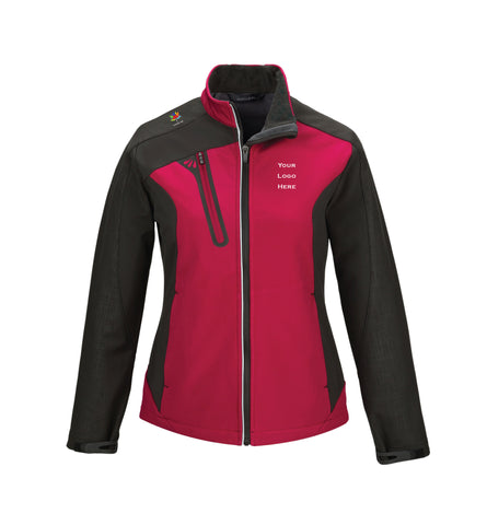 Women's Canada 150 Color-Block Soft Shell Jacket