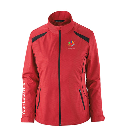 Women's Canada 150 Lightweight Recycled Polyester Jacket